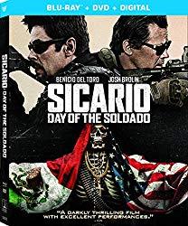 Sicario - Days of The Soldado (Blu-ray + DVD + Digital HD)