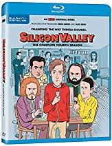 silicon valley season 4 (Blu-ray + DVD + Digital HD)