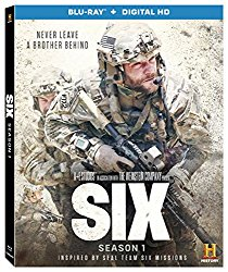 Six Season 1 (Blu-ray + DVD + Digital HD)