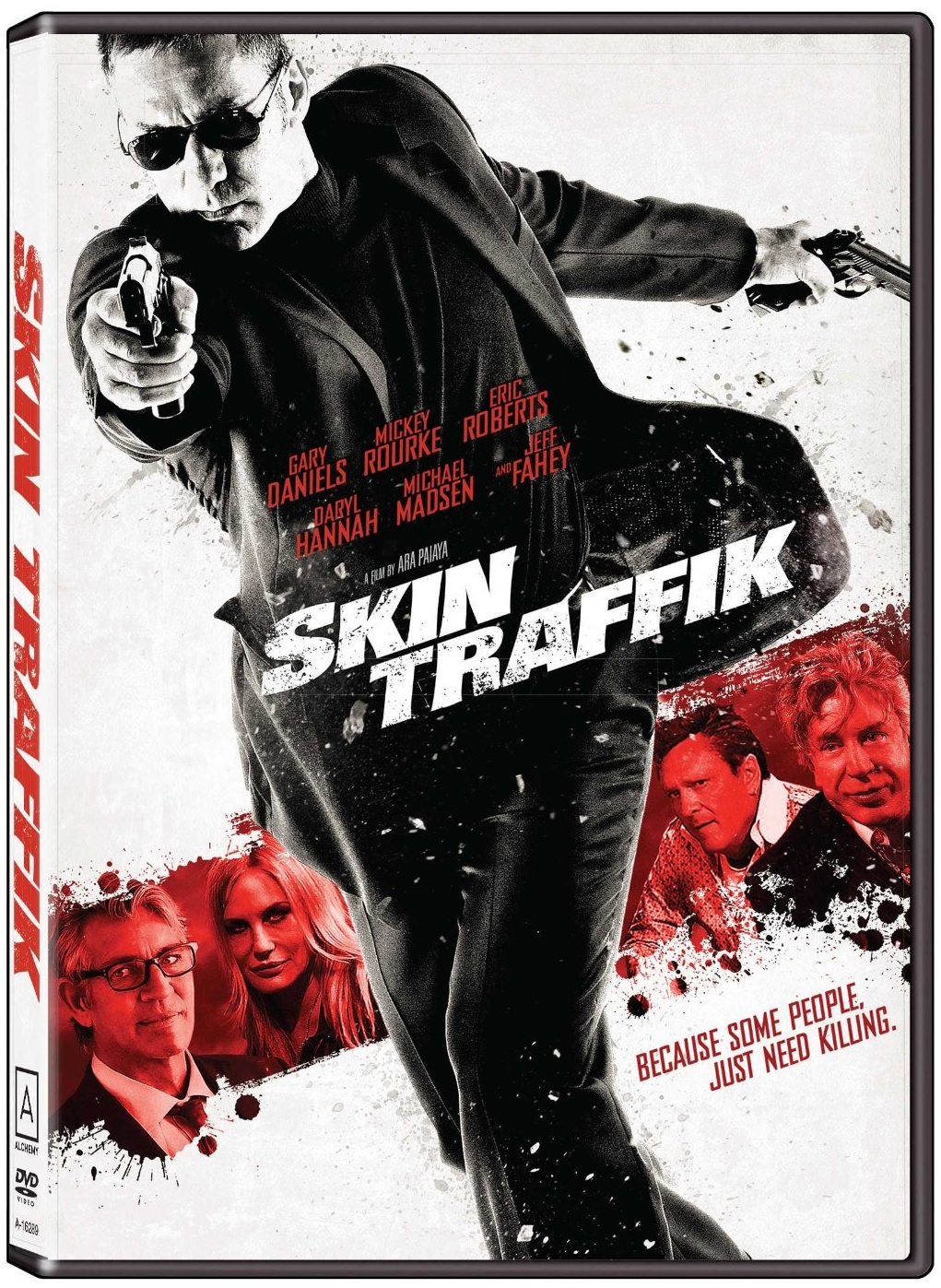 Skin Traffik DVD Review