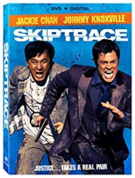 Skiptrace Blu-ray Cover