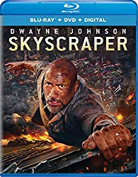 Skyscraper (Blu-ray + DVD + Digital HD)