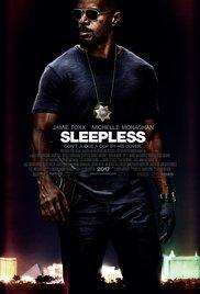 Sleepless Blu-ray