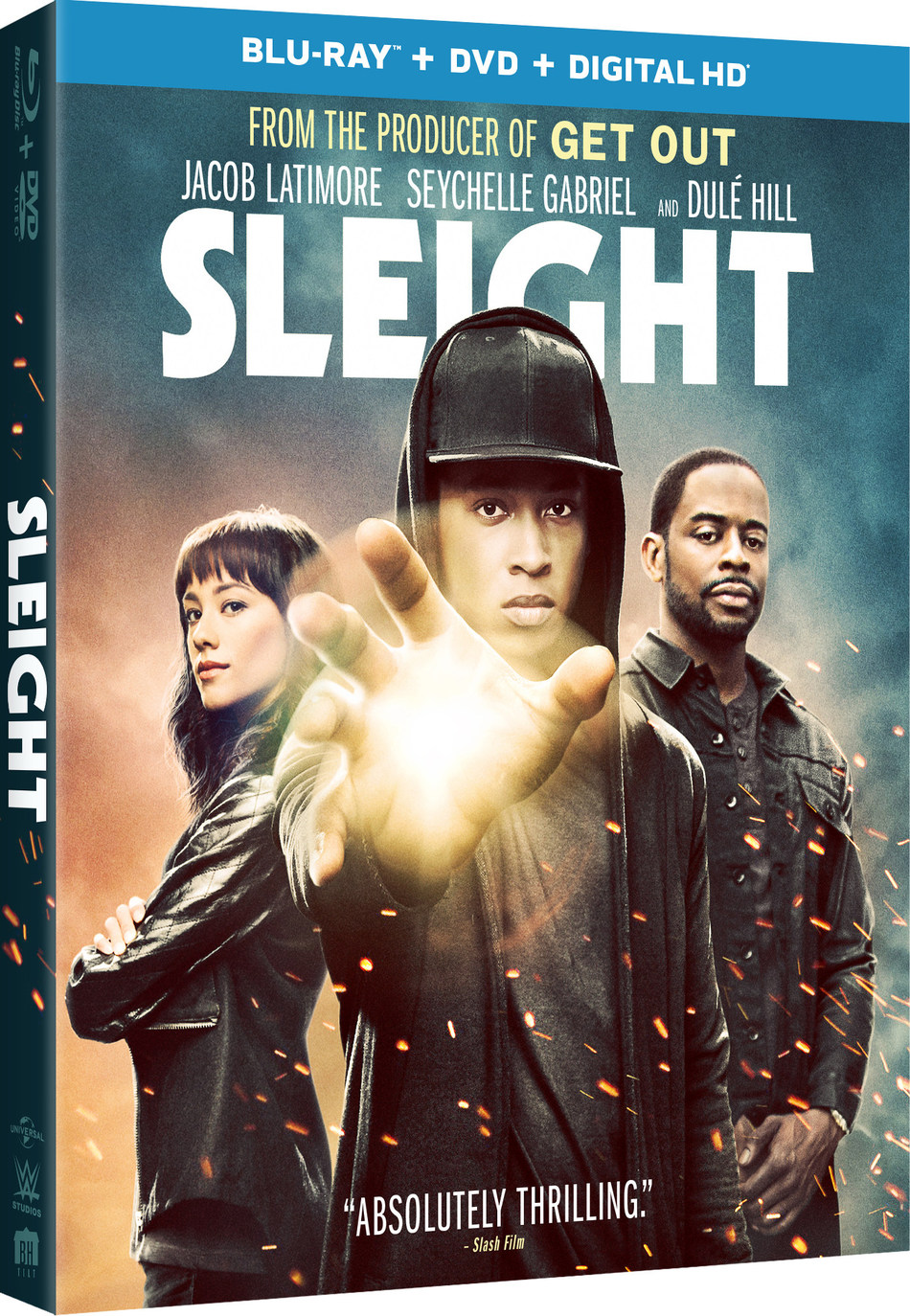 Sleight Blu-ray Review