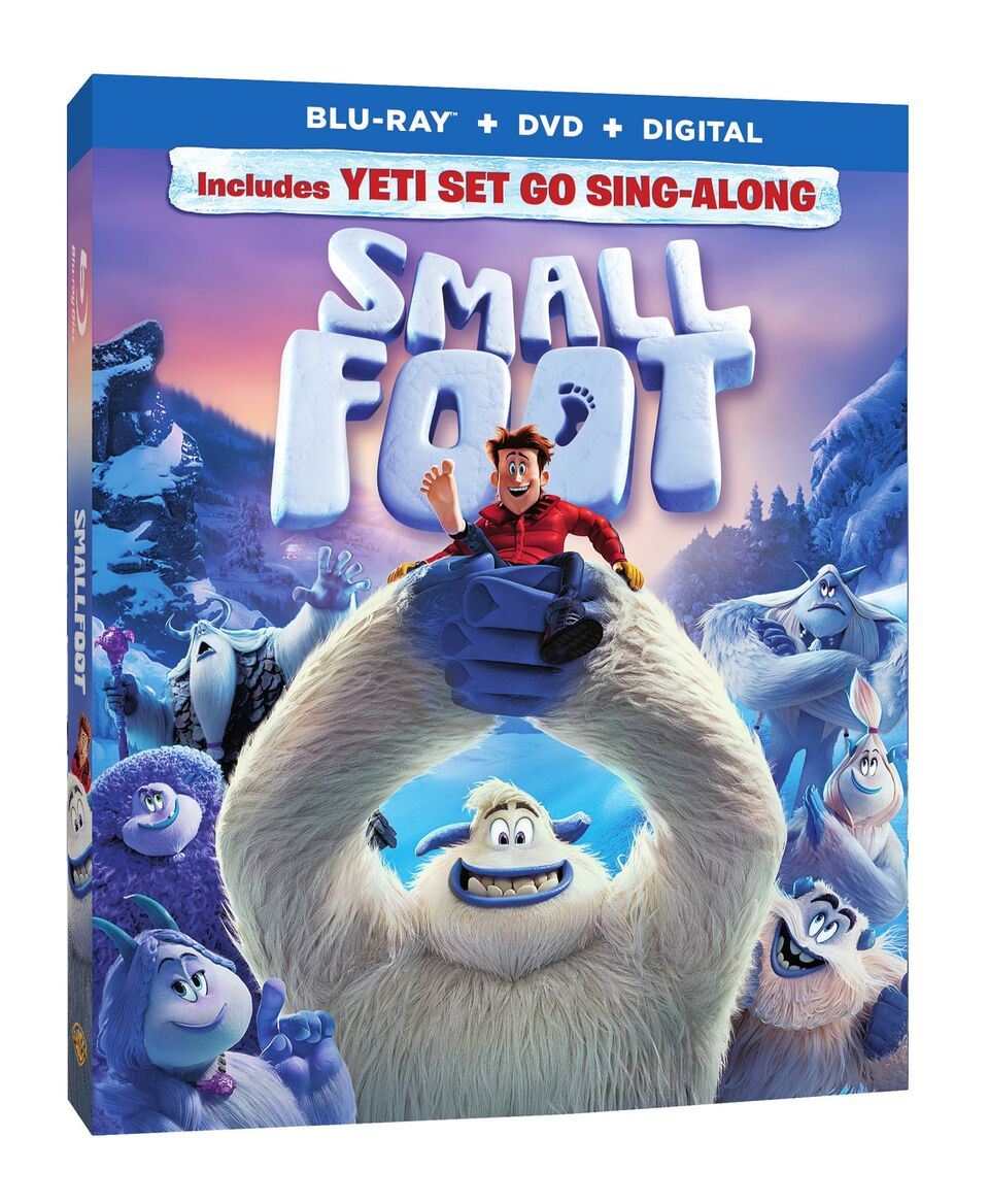 Smallfoot Blu-ray Review