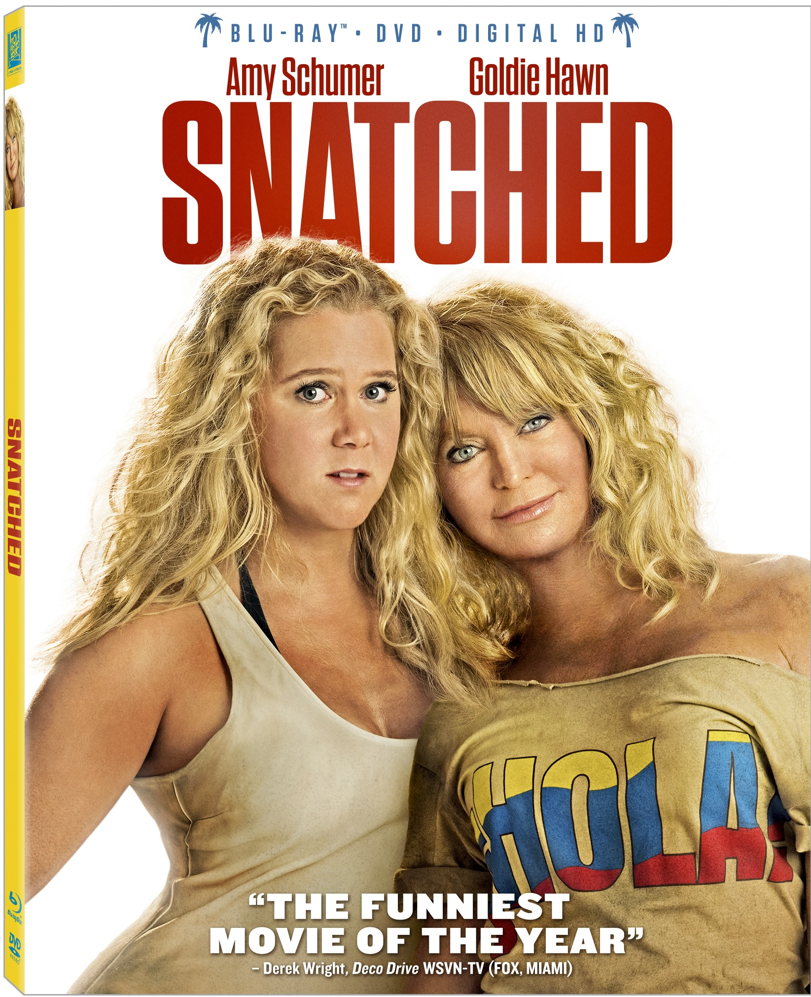Snatched Blu-ray Review