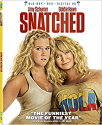 Snatched (Blu-ray + DVD + Digital HD)