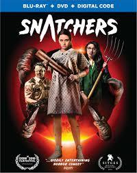 snatchers (Blu-ray + DVD + Digital HD)