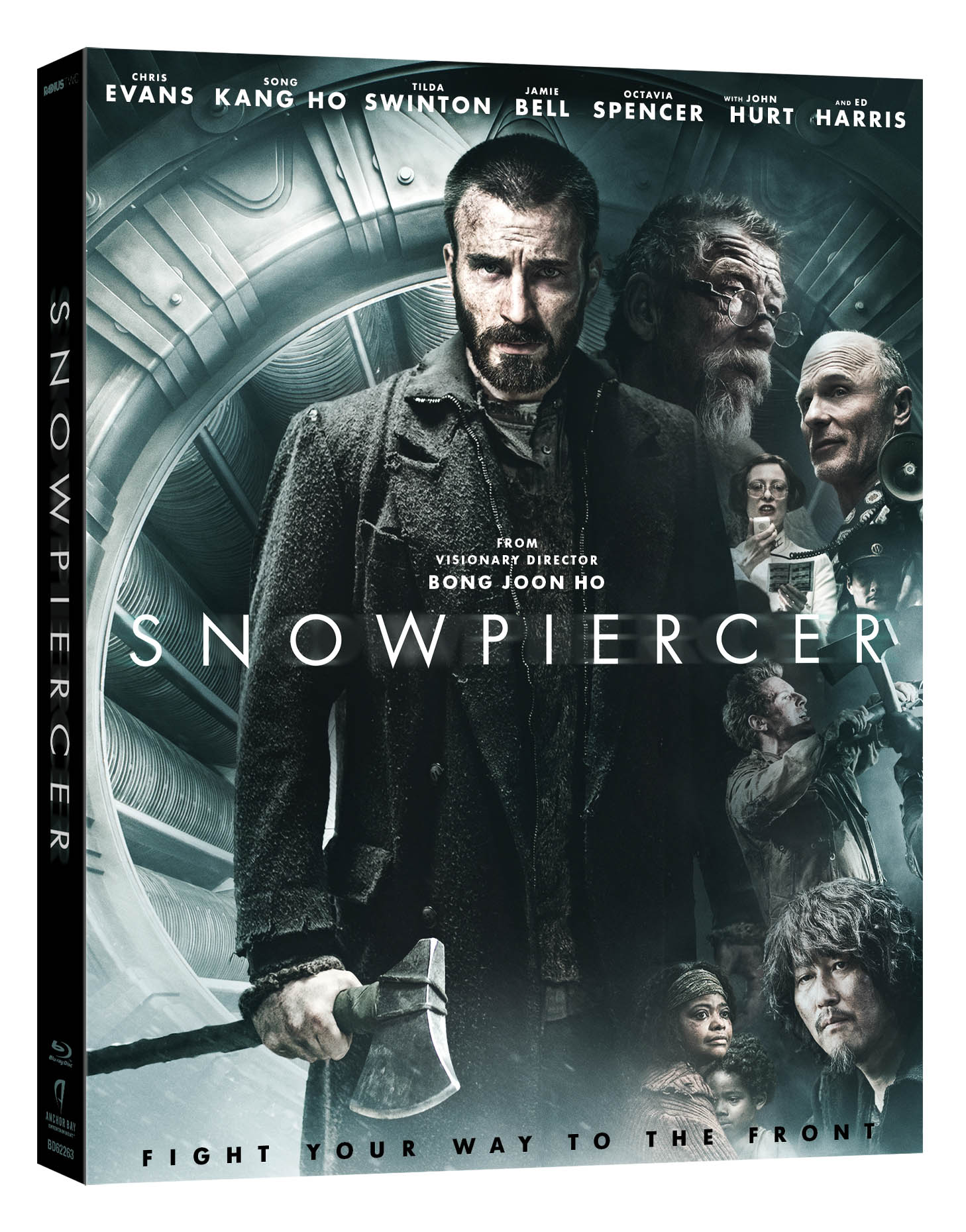 Snowpiercer Blu-ray Review