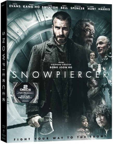 Snowpiercer (Blu-ray + DVD + Digital HD)