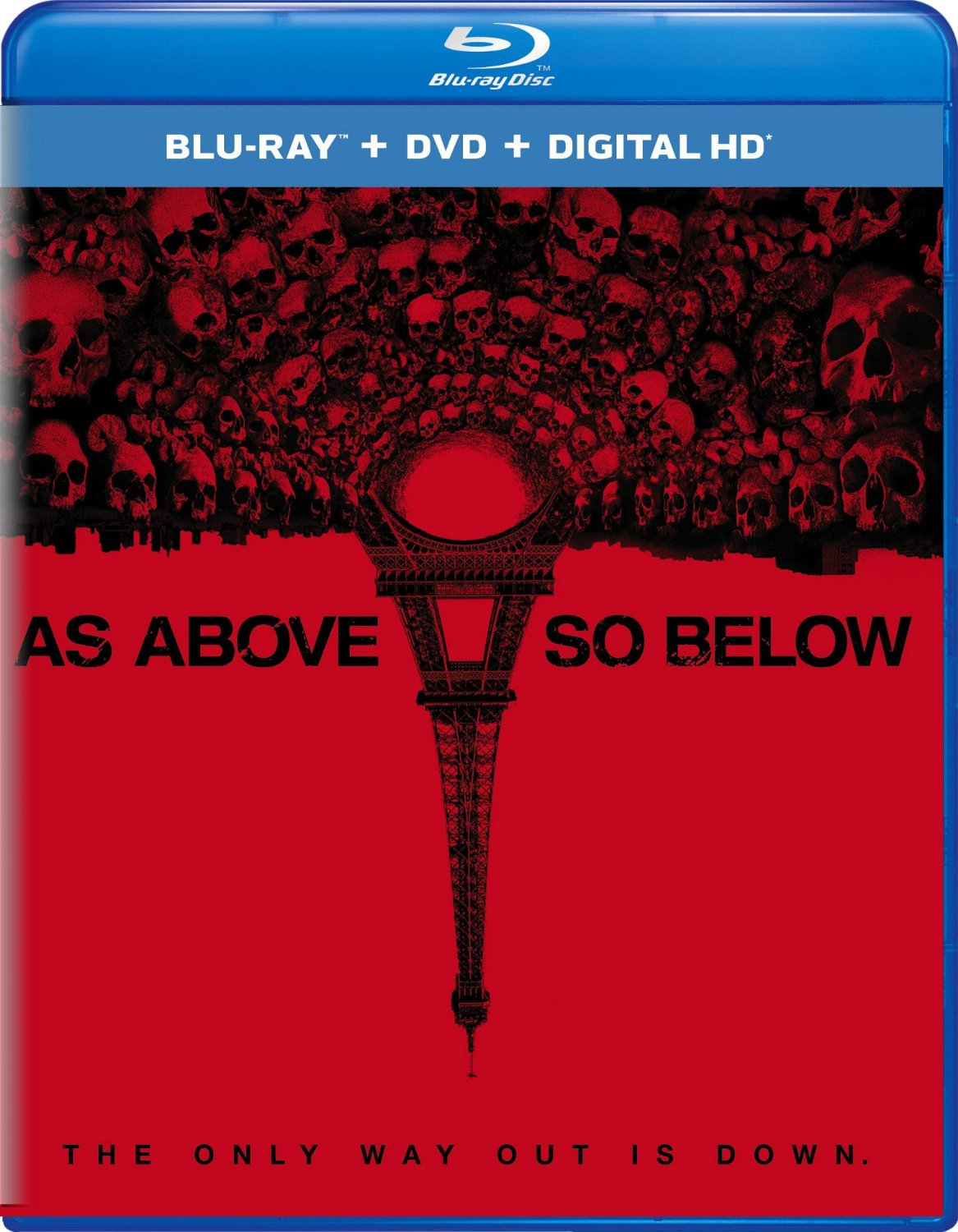 AS ABOVE, SO BELOW Blu-ray