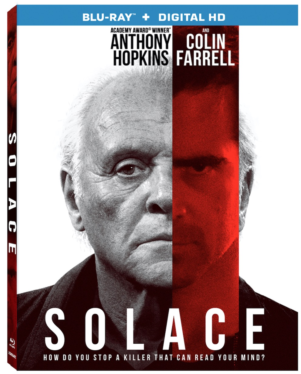 Solace Blu-ray Review