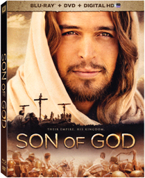 Son of God (Blu-ray + DVD + Digital HD with UltraViolet)