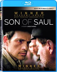 Son of Saul Blu-ray Cover