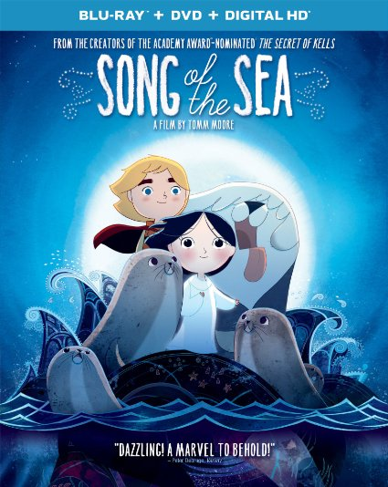 Song of the Sea Blu-ray Review