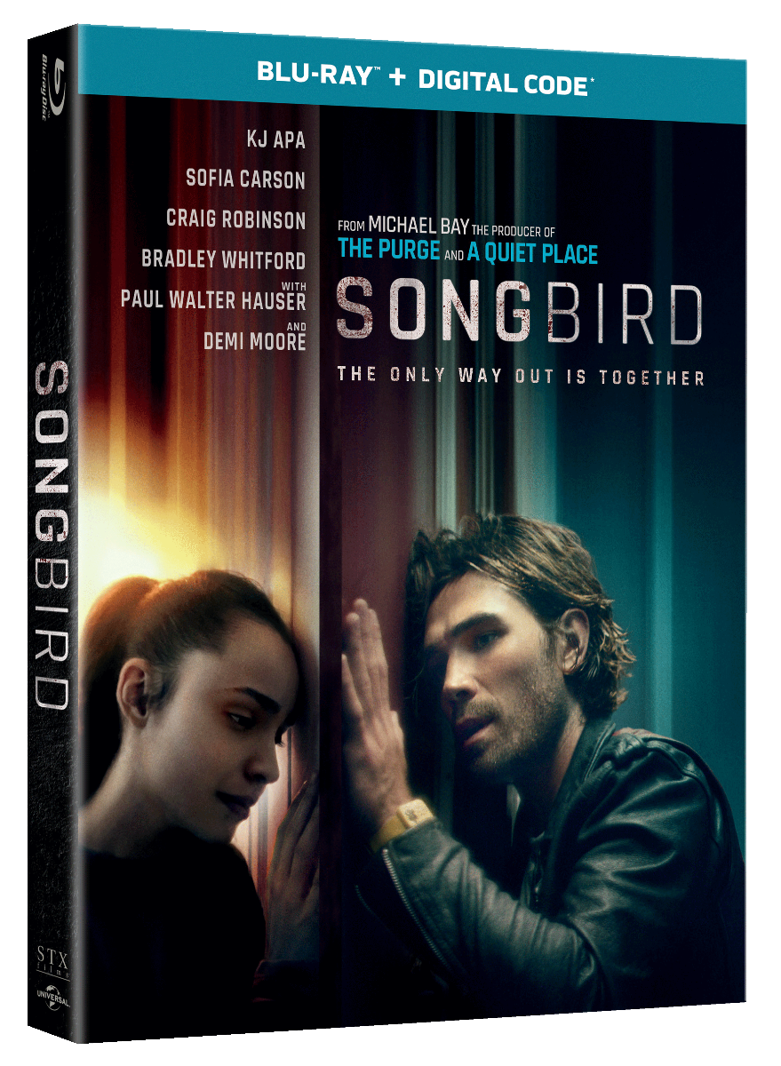 Songbird Blu-ray Review