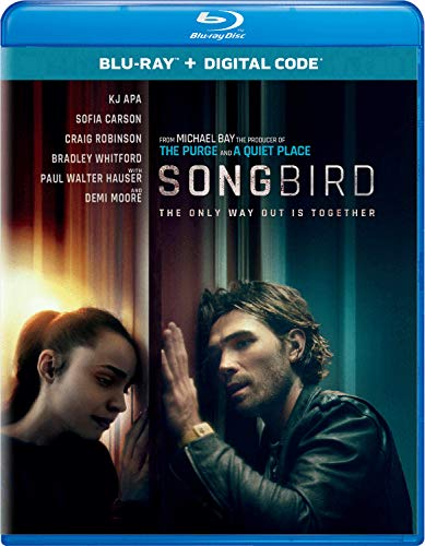 songbird(Blu-ray + DVD + Digital HD)