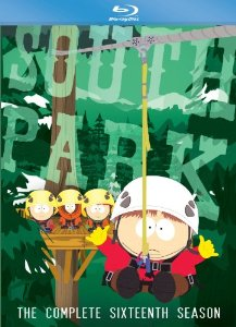 South Park Season 16 Blu-ray