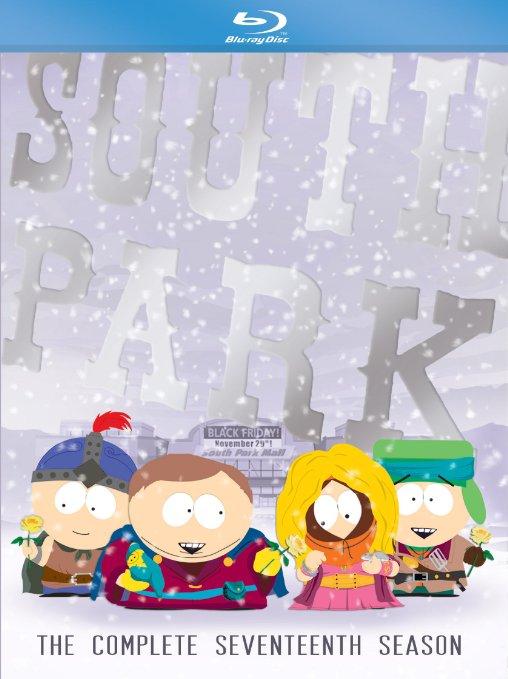 South Park Season 17 Blu-ray