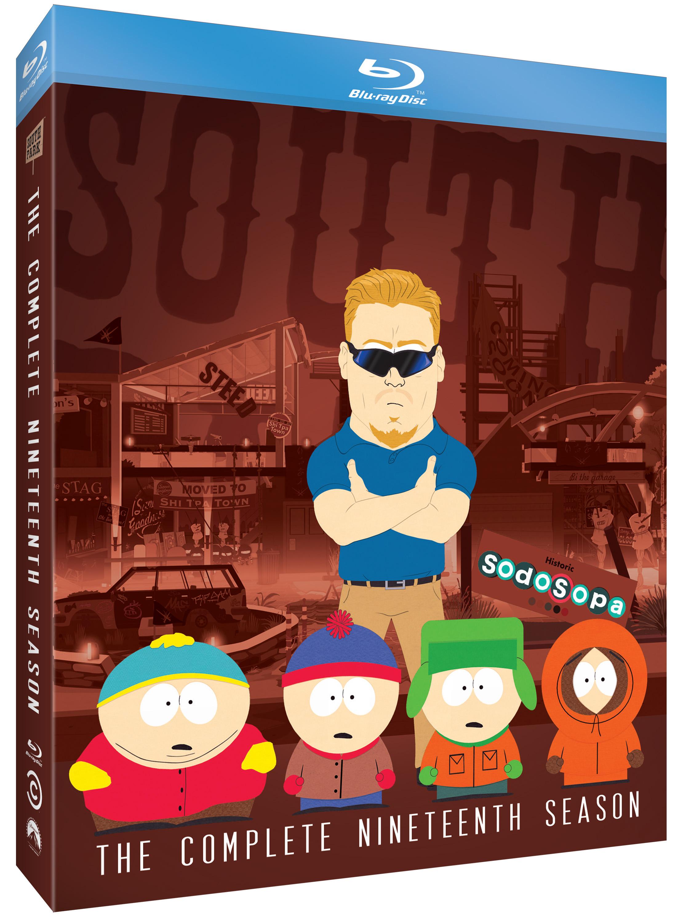 South Park Season 19 Blu-ray Review