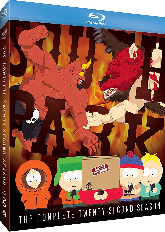 South Park Season 21 Blu-ray Review