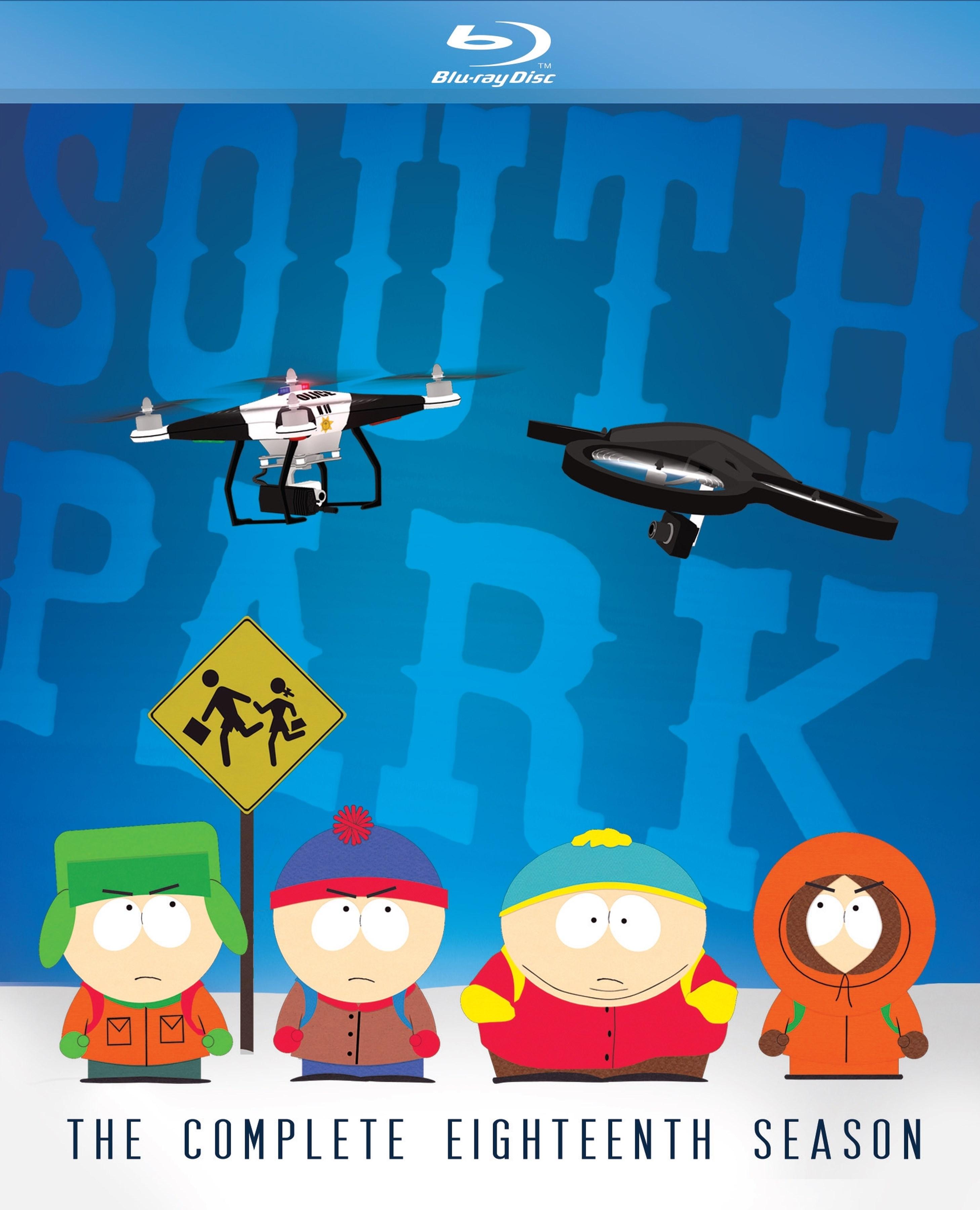 South Park Season 18 Blu-ray Review