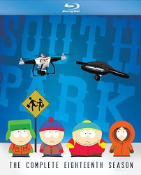 South Park South Park Blu-ray Cover