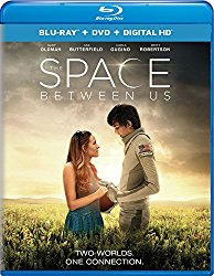 The Space Between Us (Blu-ray + DVD + Digital HD)