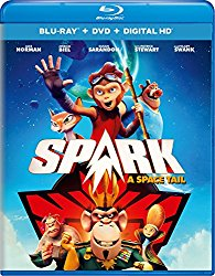 Spark A Space Tail Blu-ray