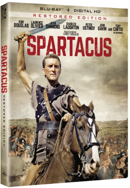 Spartacus Blu-ray Review