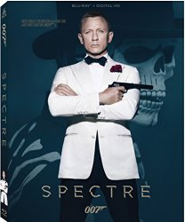 Spectre(Blu-ray + DVD + Digital HD)