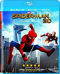 Spider-Man Homecoming (Blu-ray + DVD + Digital HD)