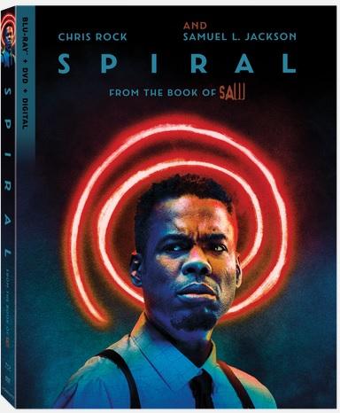 Spiral Blu-ray Review