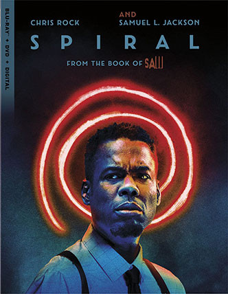 Spiral (Blu-ray + DVD + Digital HD)