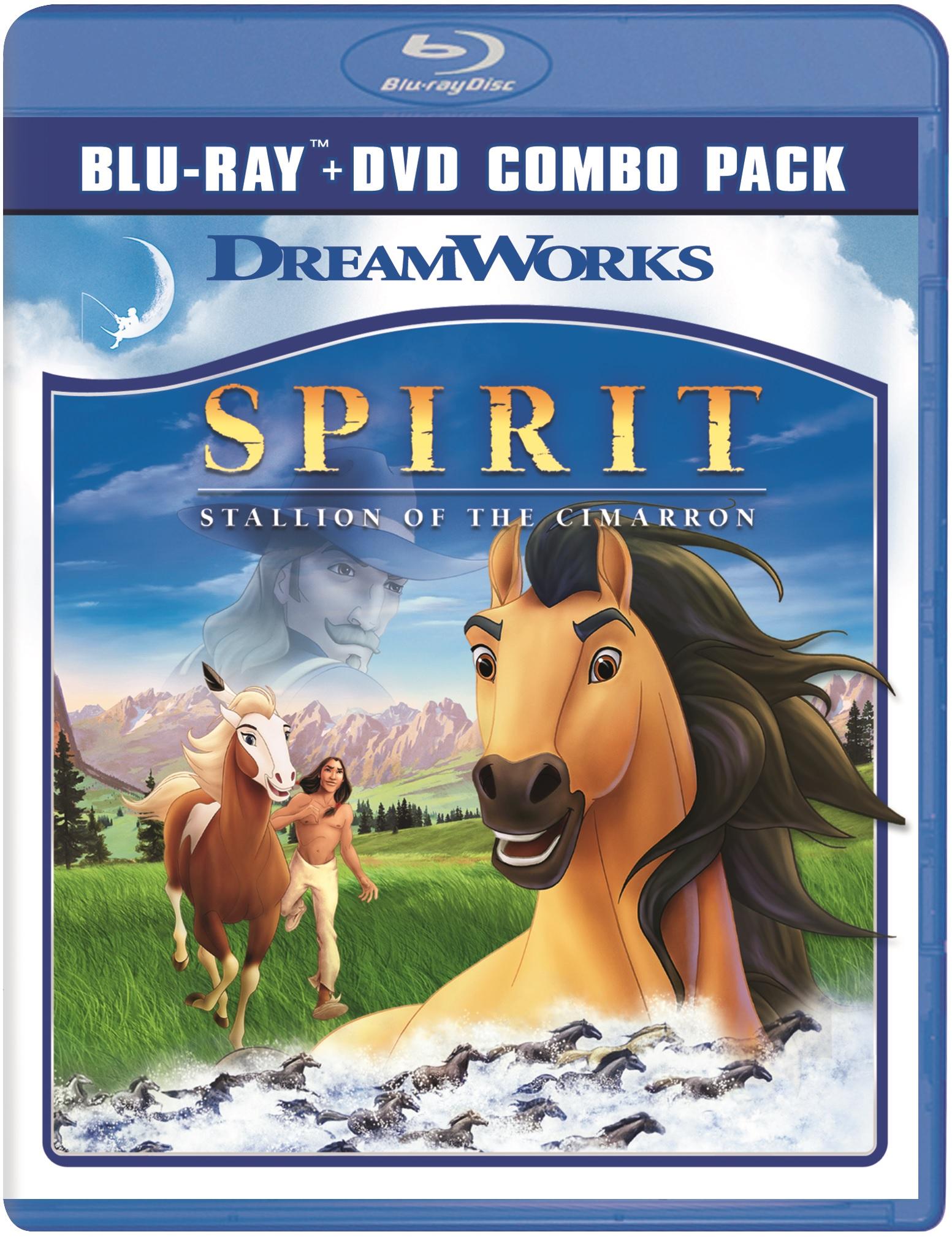 Spirit Stallion of The Cimarron Blu-ray Review