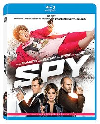 Spy Blu-ray Cover