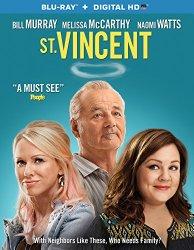 ST Vincent (Blu-ray + DVD + Digital HD)