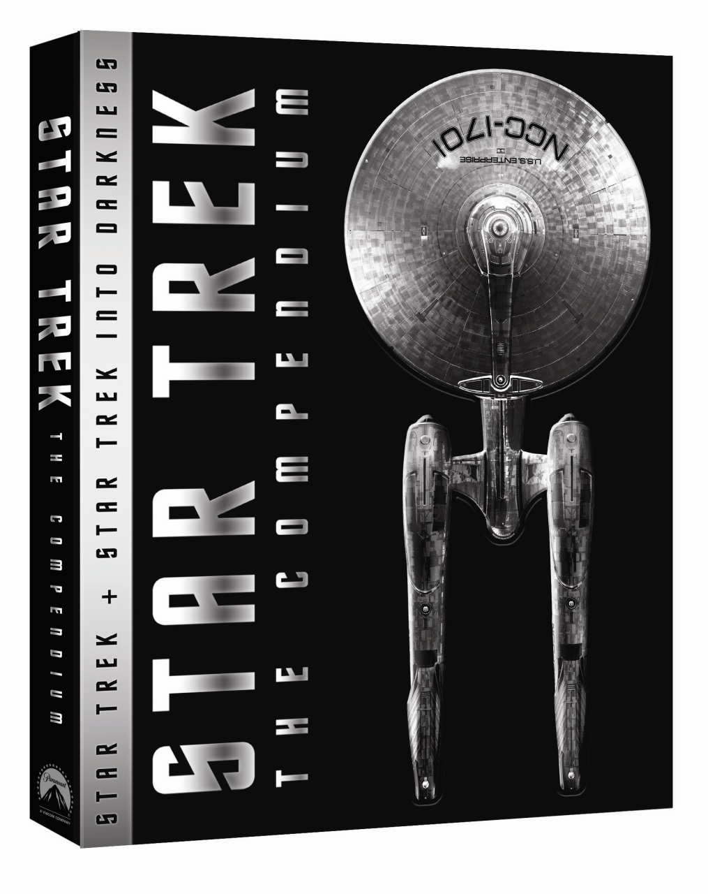Star Trek The Conpendium Blu-ray Review