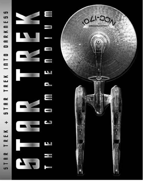 Star Trek The Compendium (Blu-ray + DVD + Digital HD)