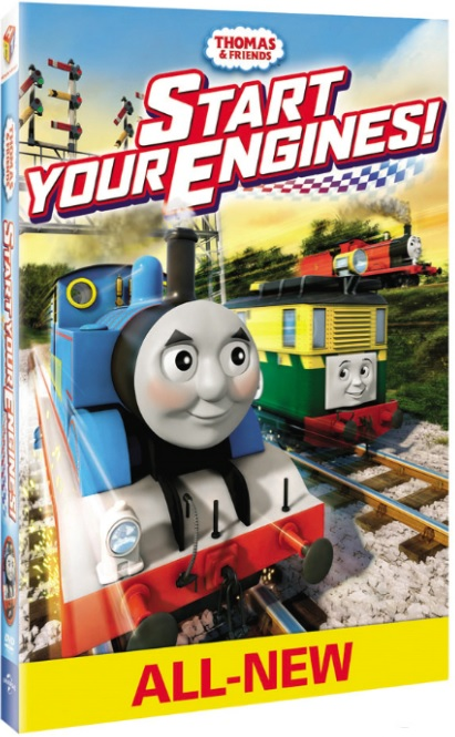 Start Your Engines DVD Review