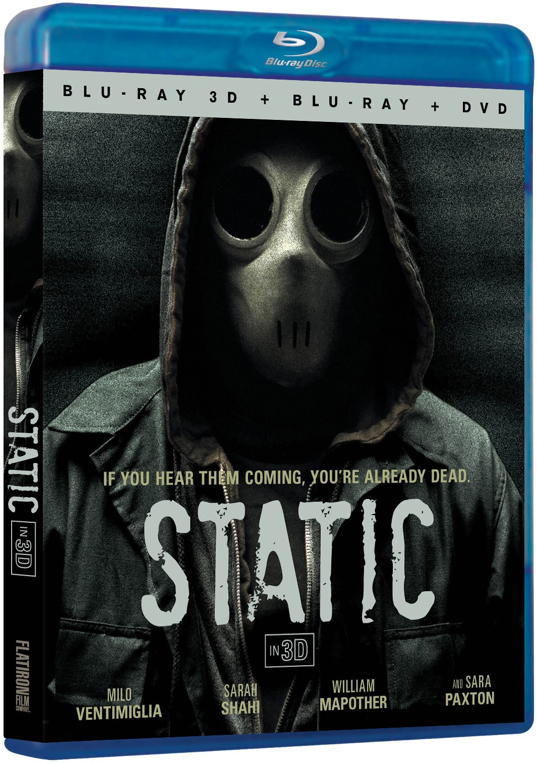 Static Blu-ray Review