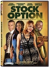 stock-option Blu-ray Cover