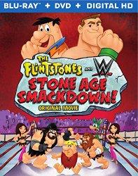 Stone Age Smackdown Blu-ray