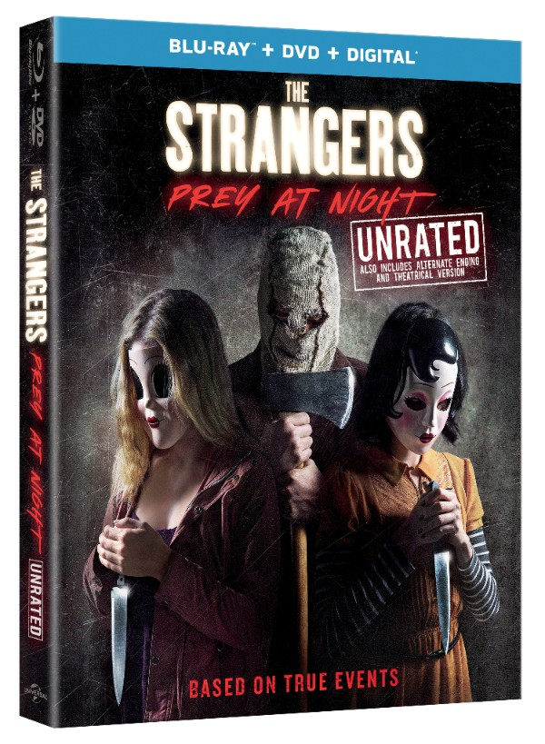 The Strangers Prey at Night Blu-ray Review