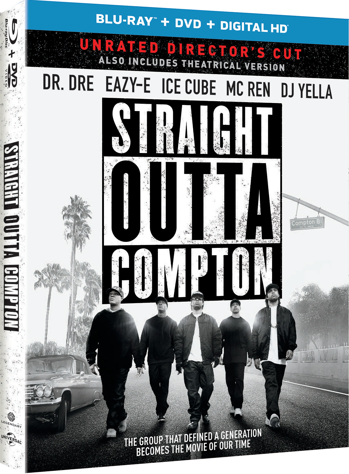 Straight Outta Compton Blu-ray Review