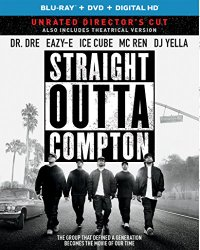 Straight Outta Compton (Blu-ray + DVD + Digital HD)