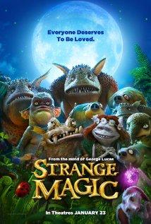 Strange Magic (Blu-ray + DVD + Digital HD)