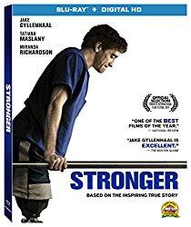 STRONGER (Blu-ray + DVD + Digital HD)