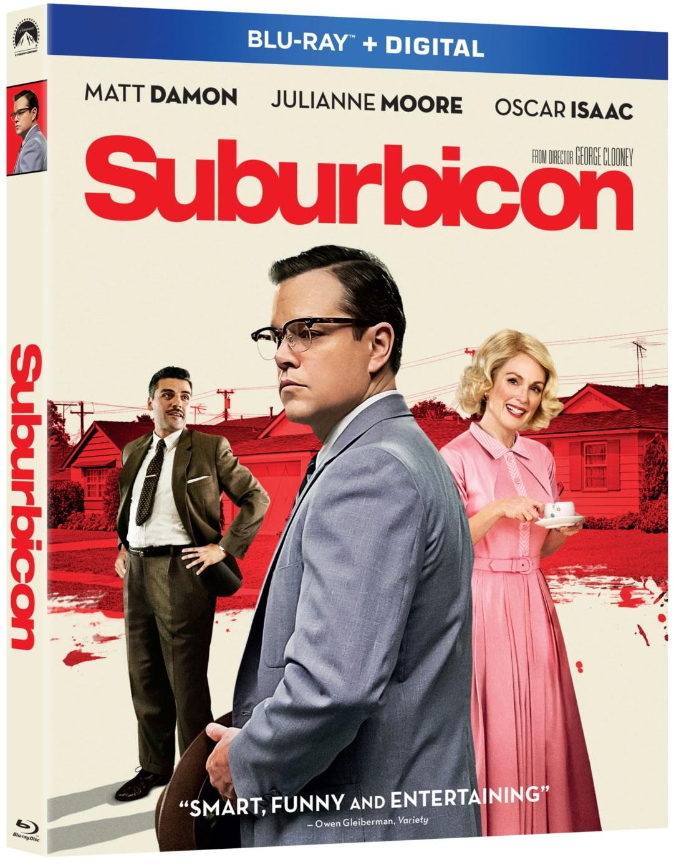 Suburbicon Blu-ray Review