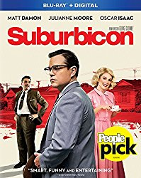 Suburbicon(Blu-ray + DVD + Digital HD)